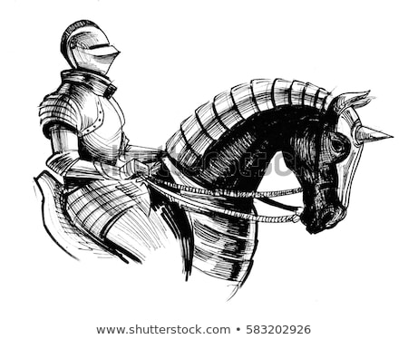 knight on a horse drawing how to draw a knight on horse step by step drawing tutorials drawing horse on a knight