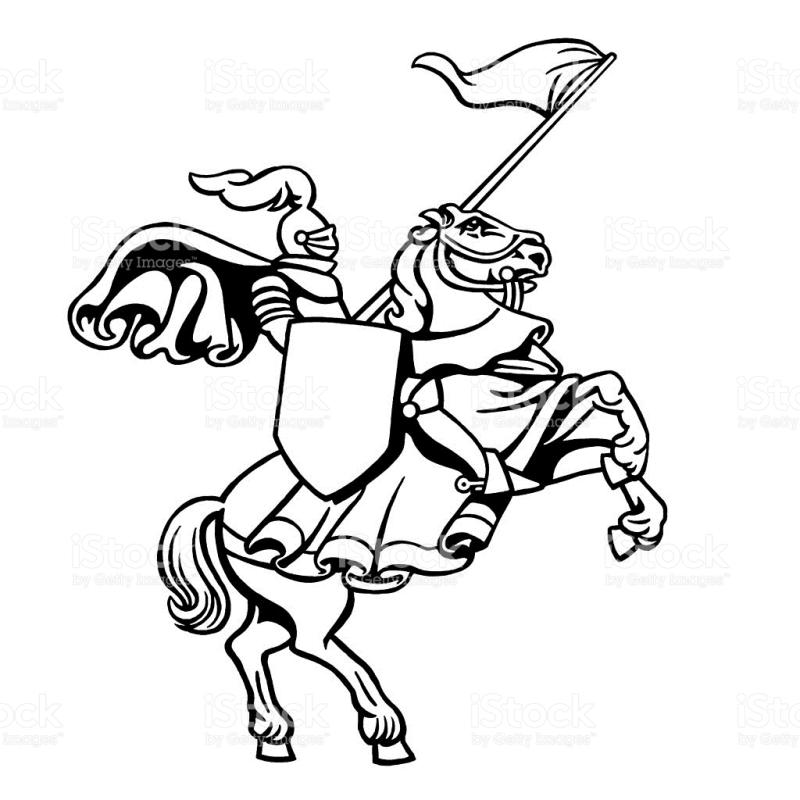 knight on a horse drawing knight and his horse by jasonmetcalf on deviantart drawing a on horse knight