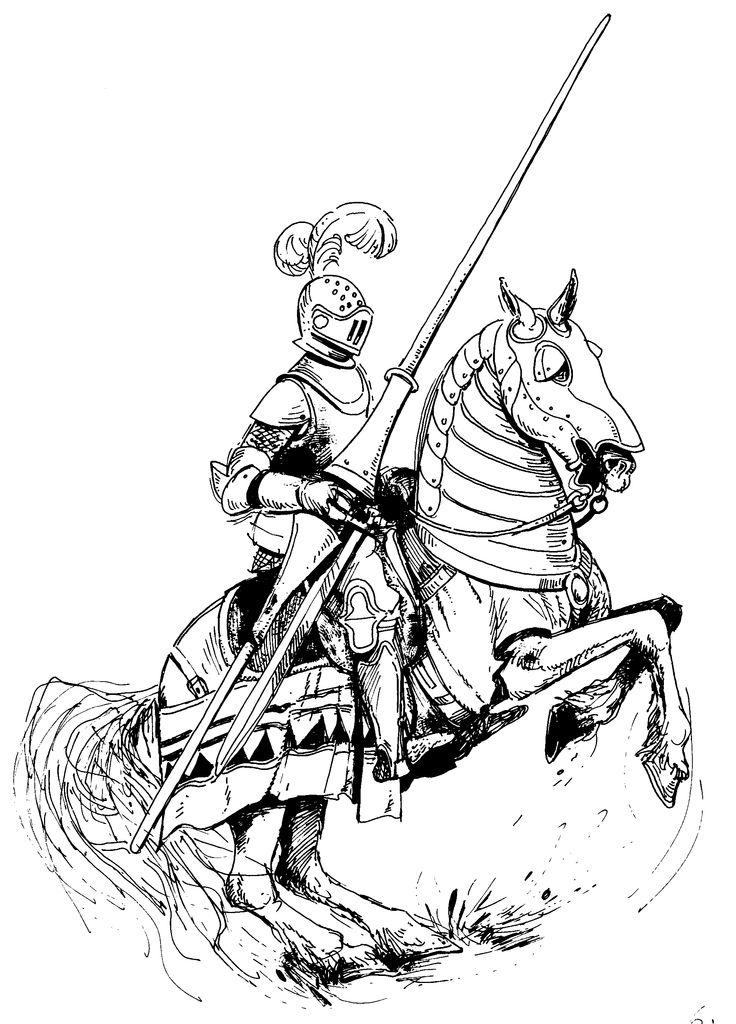 knight on a horse drawing knight by krysdecker on deviantart knight a drawing horse on