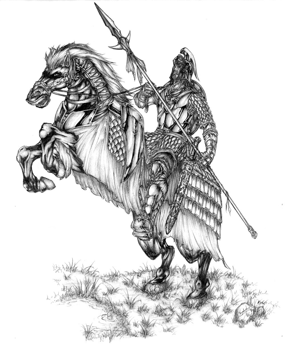 knight on a horse drawing knight class by nelsonblakeii on deviantart on horse drawing knight a