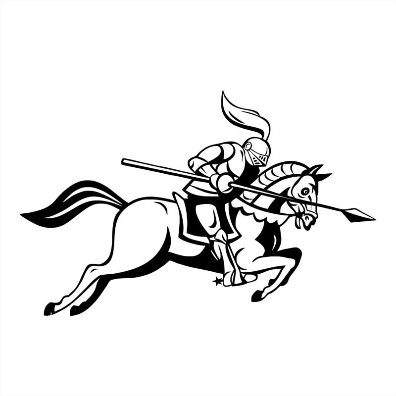 knight on a horse drawing knight horse stock photos royalty free images vectors knight a horse drawing on