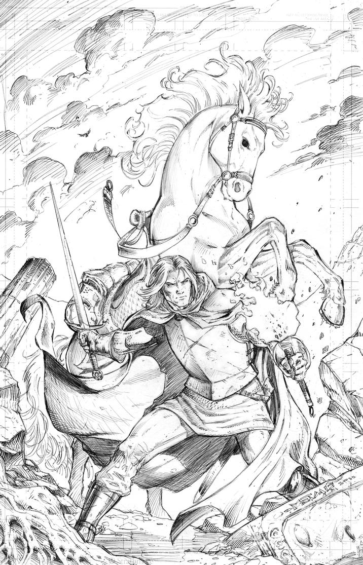 knight on a horse drawing zelvios39s skin concepts v10 horse a on drawing knight