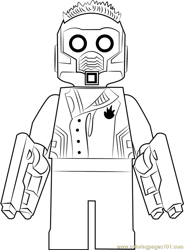 lego star lord coloring pages learn how to draw lego star lord lego step by step pages star lord lego coloring