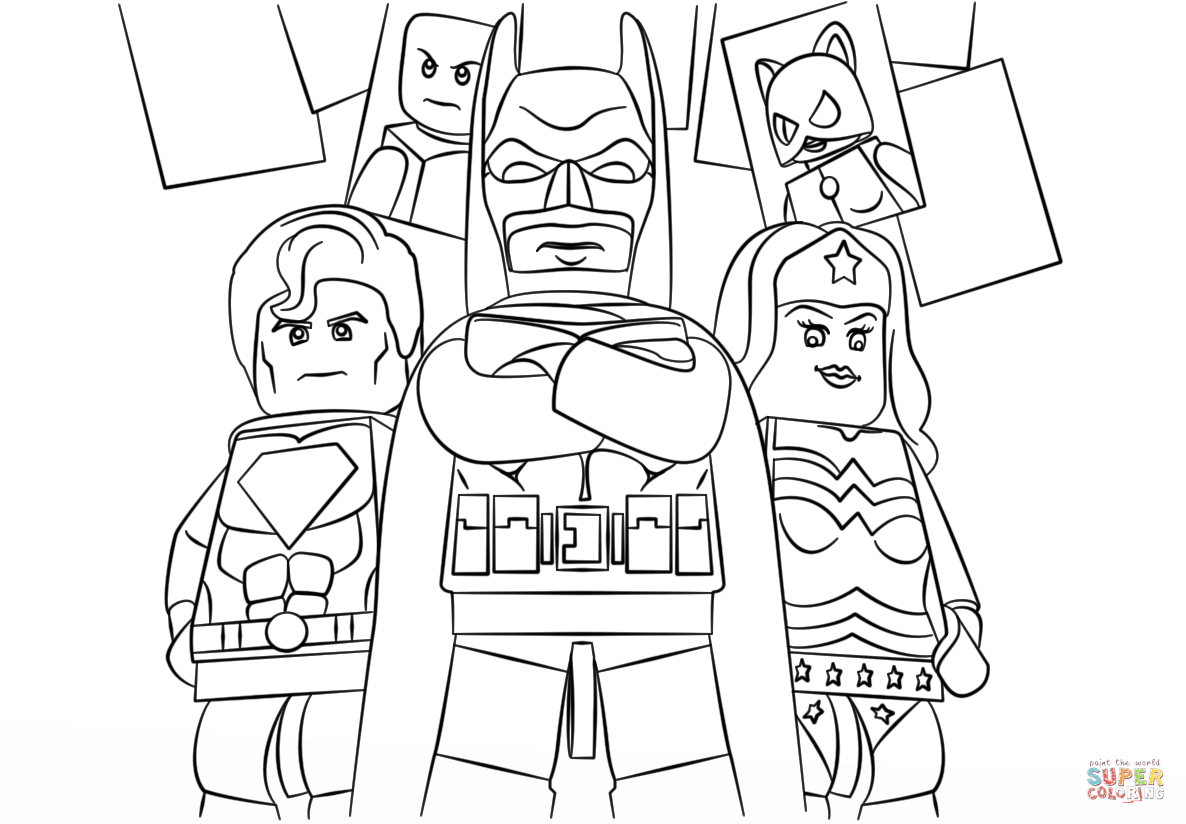 lego super heroes colouring pages lego justice league coloring pages coloring home lego heroes super pages colouring