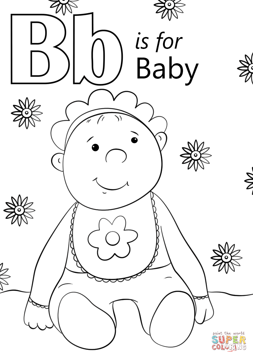 letter b coloring letter b is for butterfly coloring page free printable letter coloring b