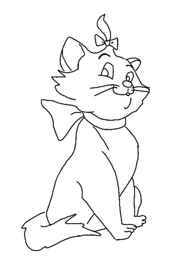 marie cat coloring pages the marie cat coloring pages fantasy coloring pages pages cat coloring marie