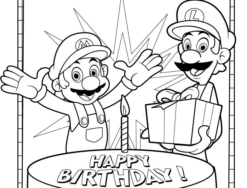 mario and luigi printable coloring pages free printable mario brothers coloring pages for kids coloring mario pages printable and luigi