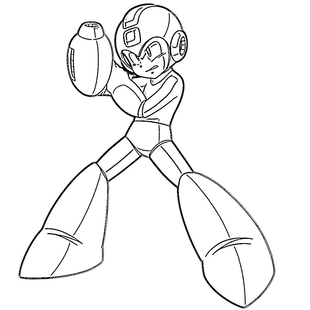 mega man coloring pages mega man coloring pages to download and print for free pages mega man coloring