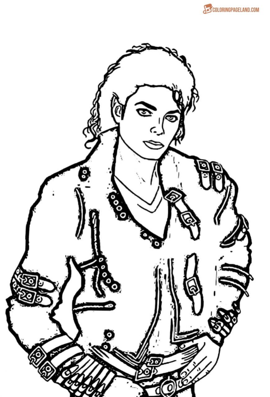 michael jackson coloring page michael jackson coloring pages to download and print for free jackson coloring page michael