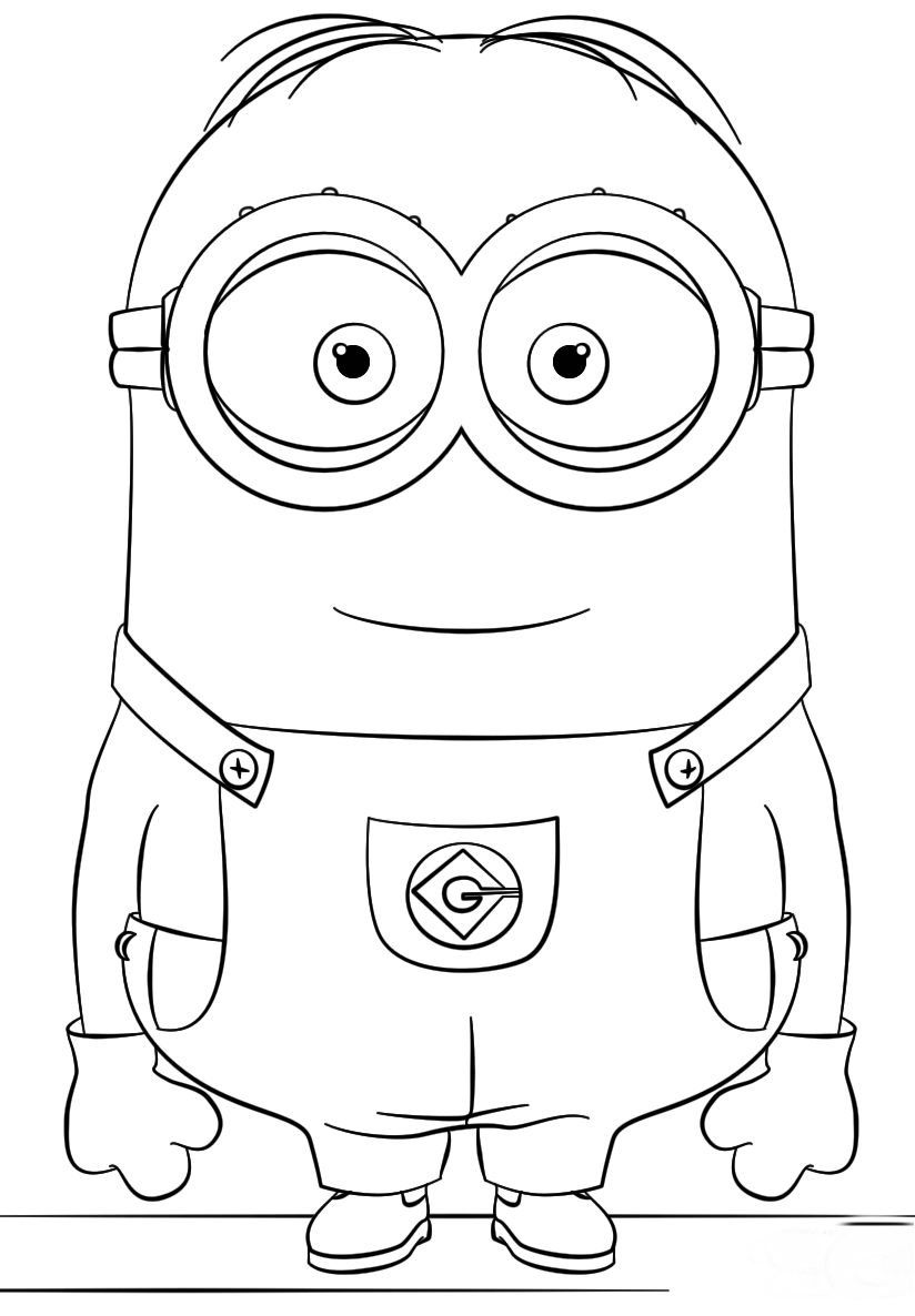 minions print minion coloring pages best coloring pages for kids print minions
