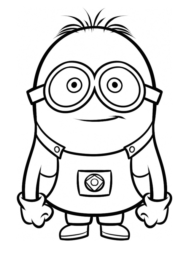 minions print minion coloring pages best coloring pages for kids print minions 1 2