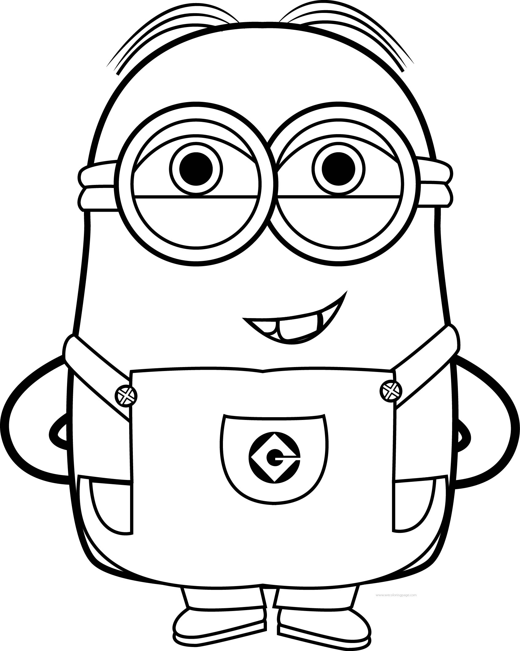 minions print minion coloring pages free download on clipartmag minions print 1 1