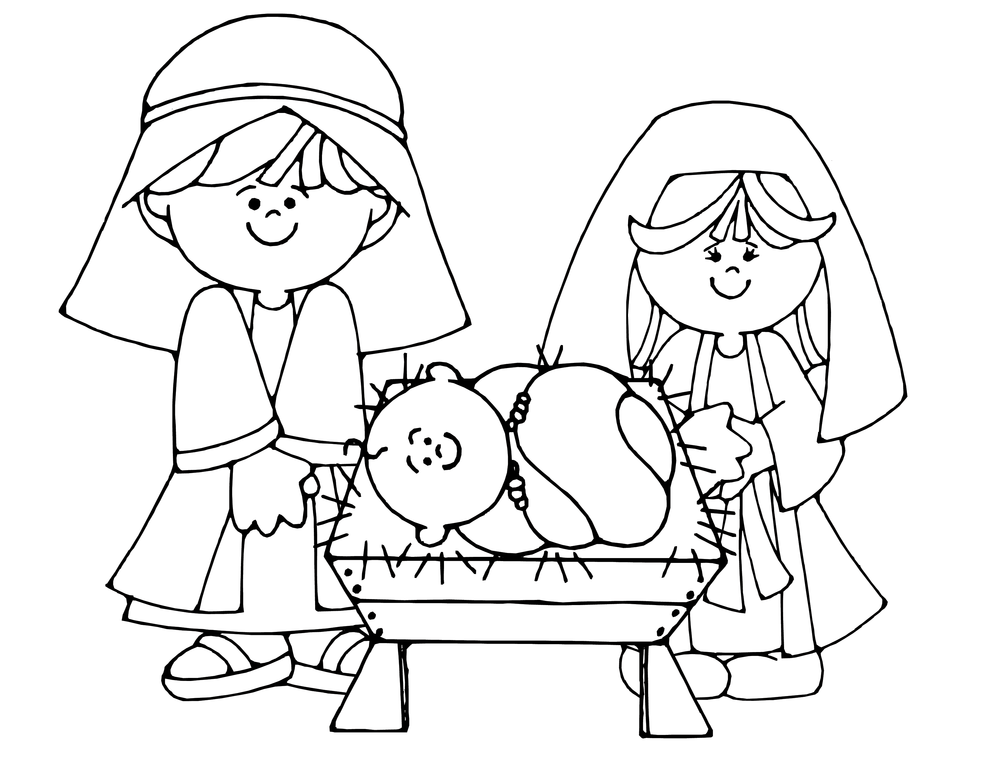 nativity coloring page xmas coloring pages page coloring nativity