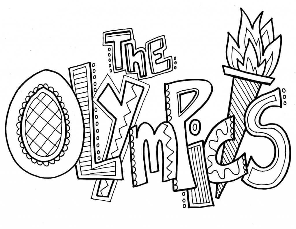 olympic coloring sheets free personalized olympic coloring sheet coloring sheets olympic