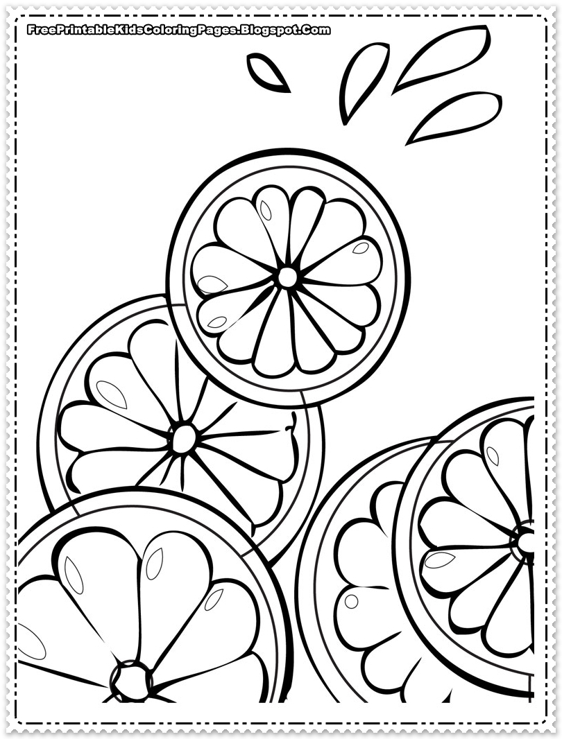 orange colouring picture orange coloring pages for toddlers 18 image coloringsnet orange picture colouring