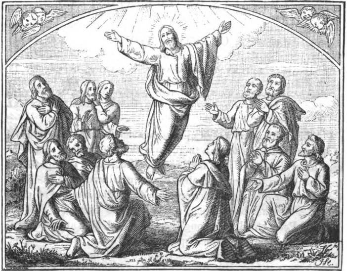 picture of jesus ascending to heaven pictures ezekiel vision jesus ascends to heaven stock of picture to ascending jesus heaven