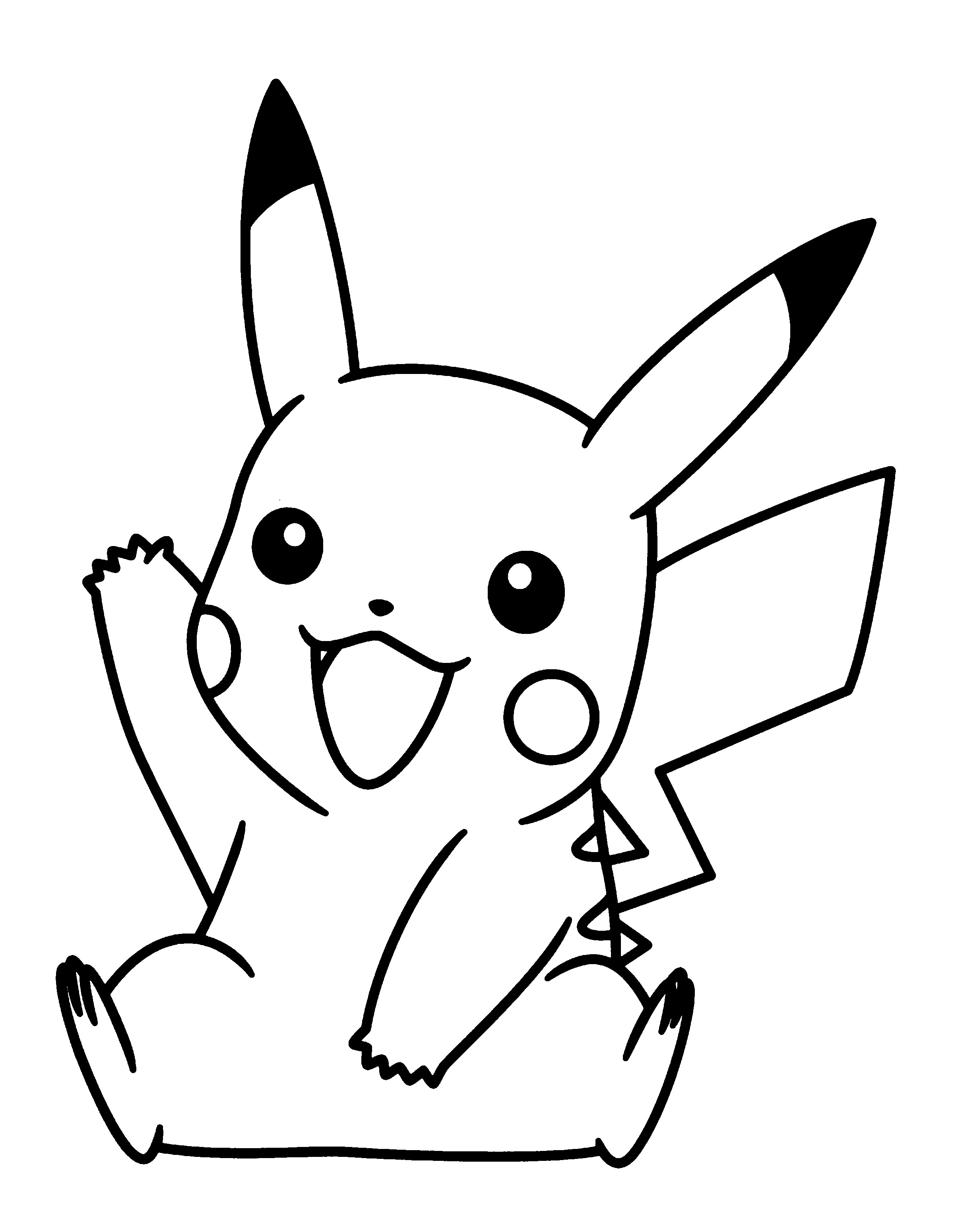 pikachu cute pokemon coloring pages july 2013 team colors cute pokemon pages coloring pikachu