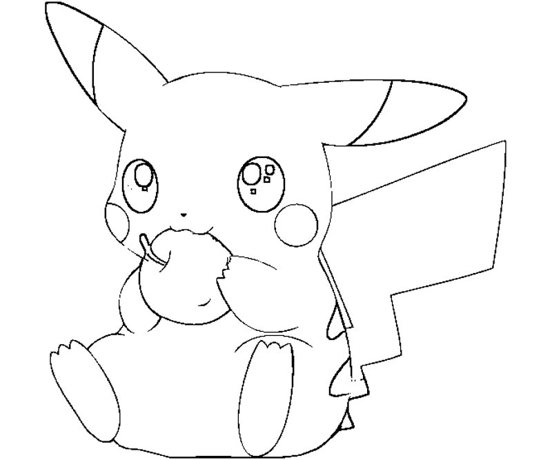 pikachu cute pokemon coloring pages pikachu coloring pages to download and print for free pokemon coloring cute pikachu pages
