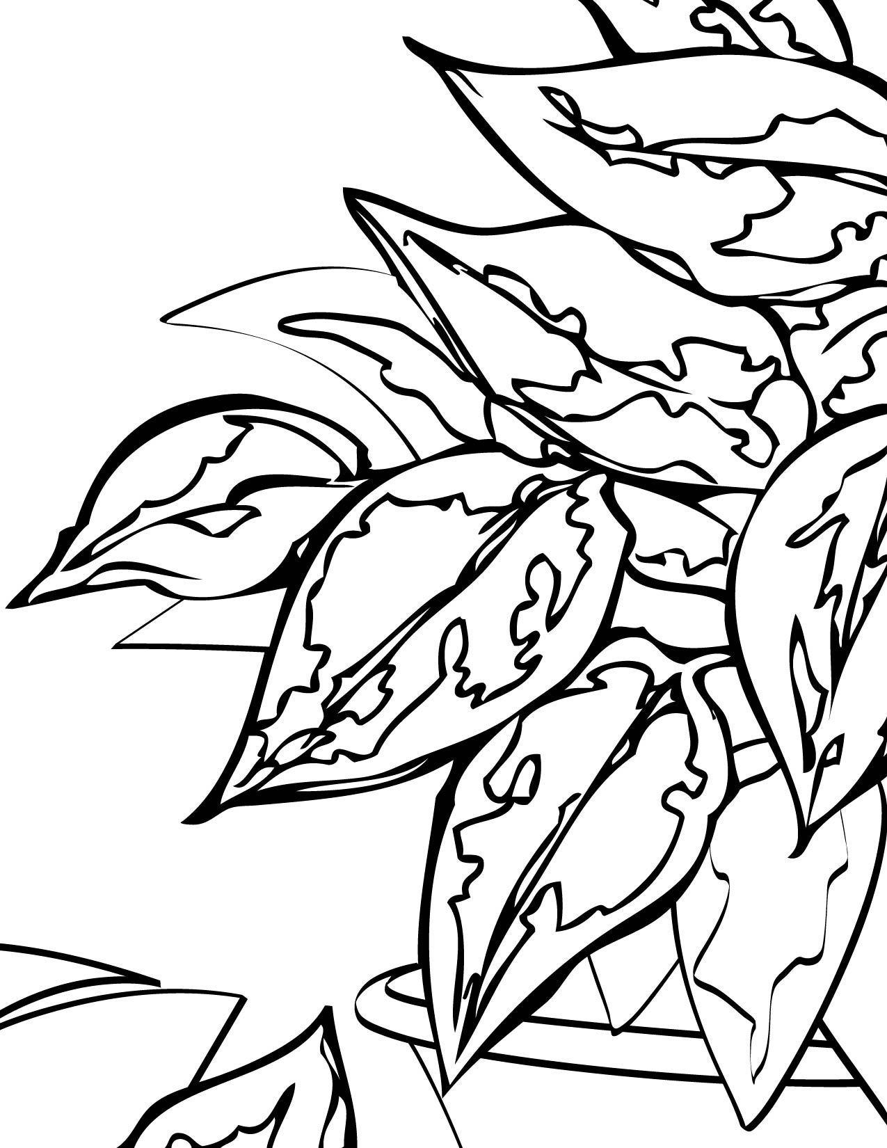 plants coloring pages plant coloring pages to download and print for free pages plants coloring