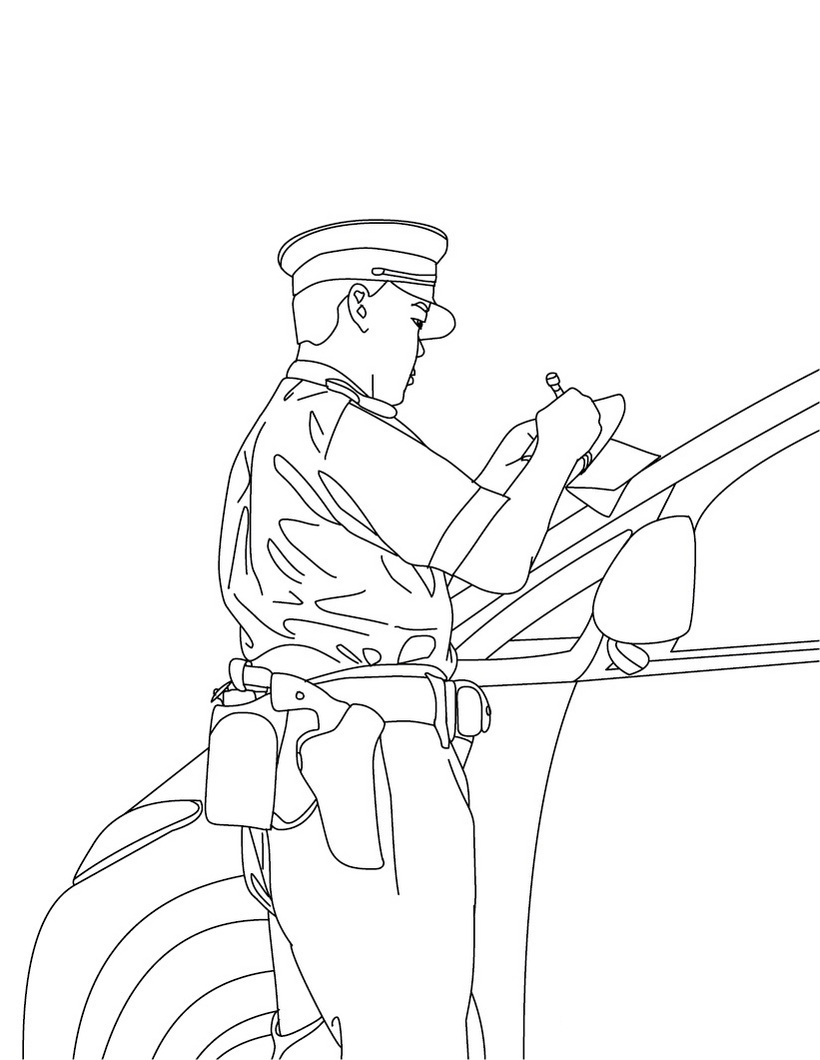 police coloring pages policeman coloring pages wecoloringpagecom pages police coloring