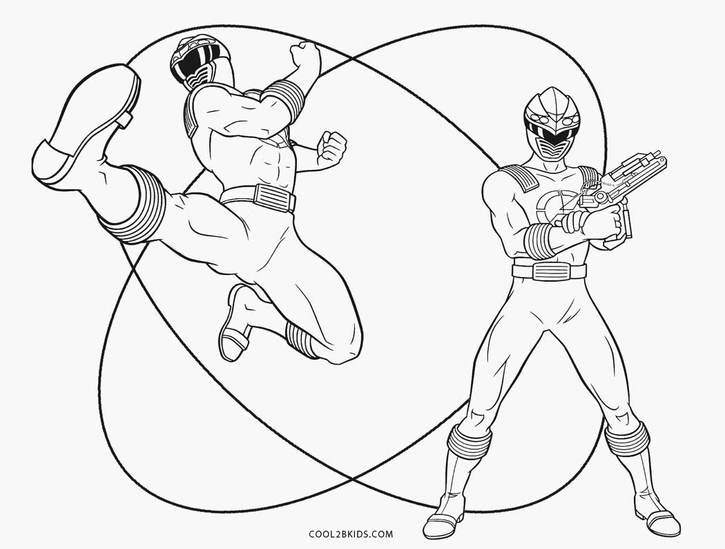 power ranger color pages free printable power ranger coloring pages for kids color ranger power pages