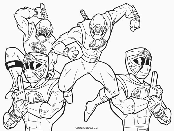 power ranger color pages free printable power ranger coloring pages for kids pages color ranger power