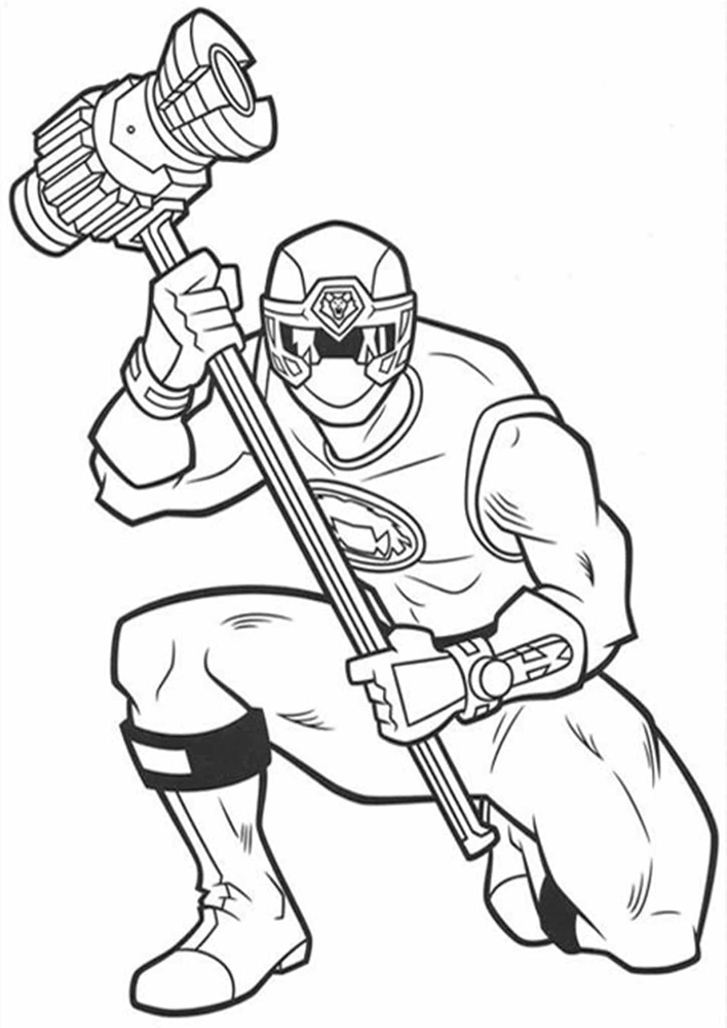 power ranger color pages power rangers samurai coloring pages color power pages ranger