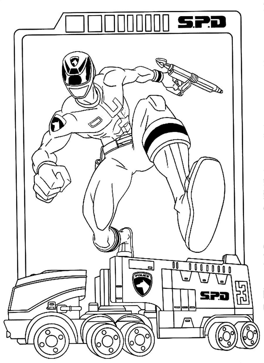 power ranger color pages power rangers spd coloring pages to print coloring home ranger color power pages