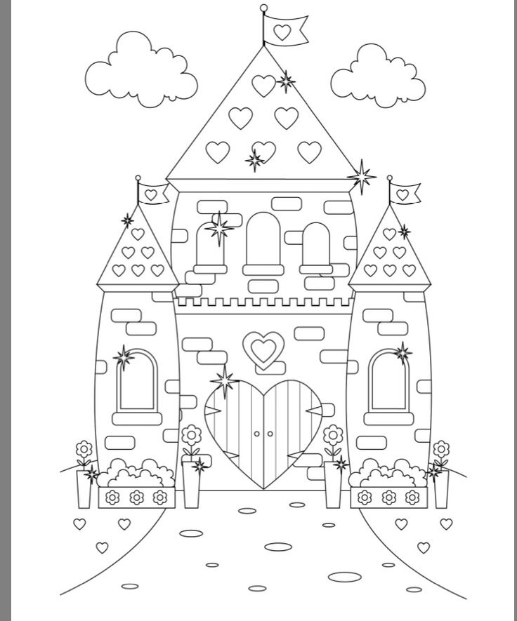 princess castle coloring pages castles and knights coloring pages download and print for free pages coloring castle princess