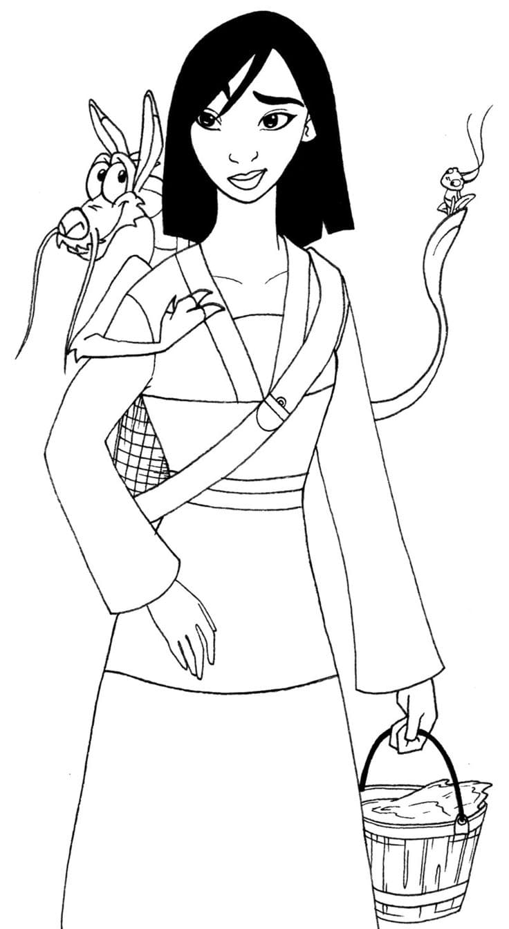 princess mulan coloring pages disney tattoo disney princesses coloring pages mulan princess pages coloring mulan