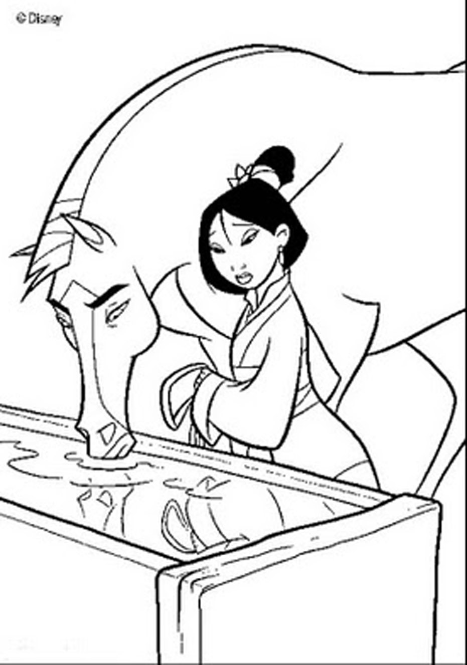 princess mulan coloring pages mulan coloring pages to download and print for free pages mulan princess coloring