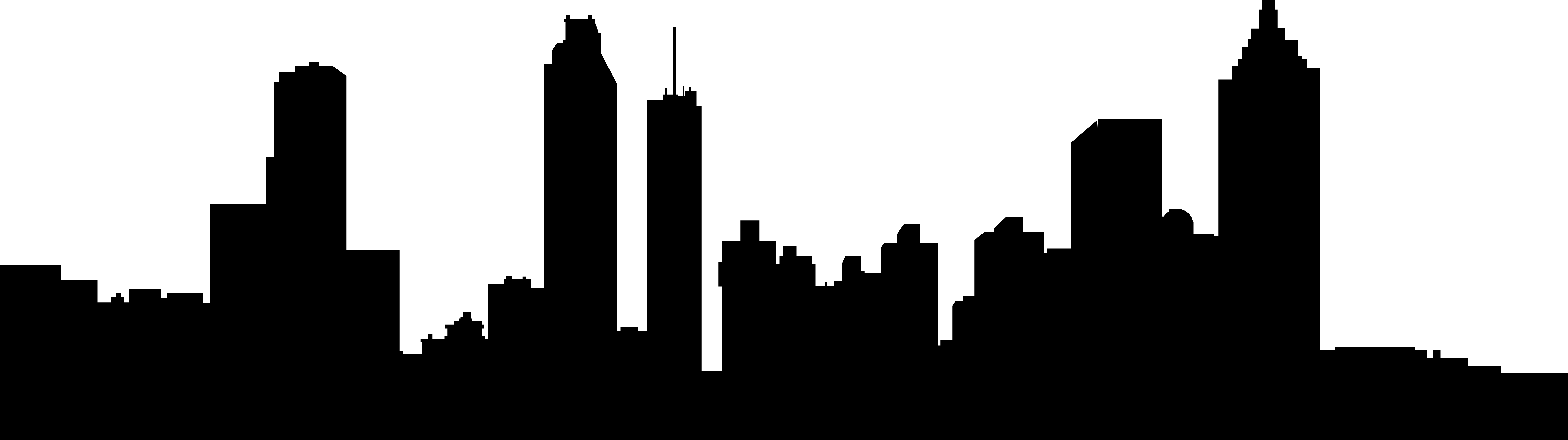 skyline outline cleveland skyline outline free download on clipartmag skyline outline