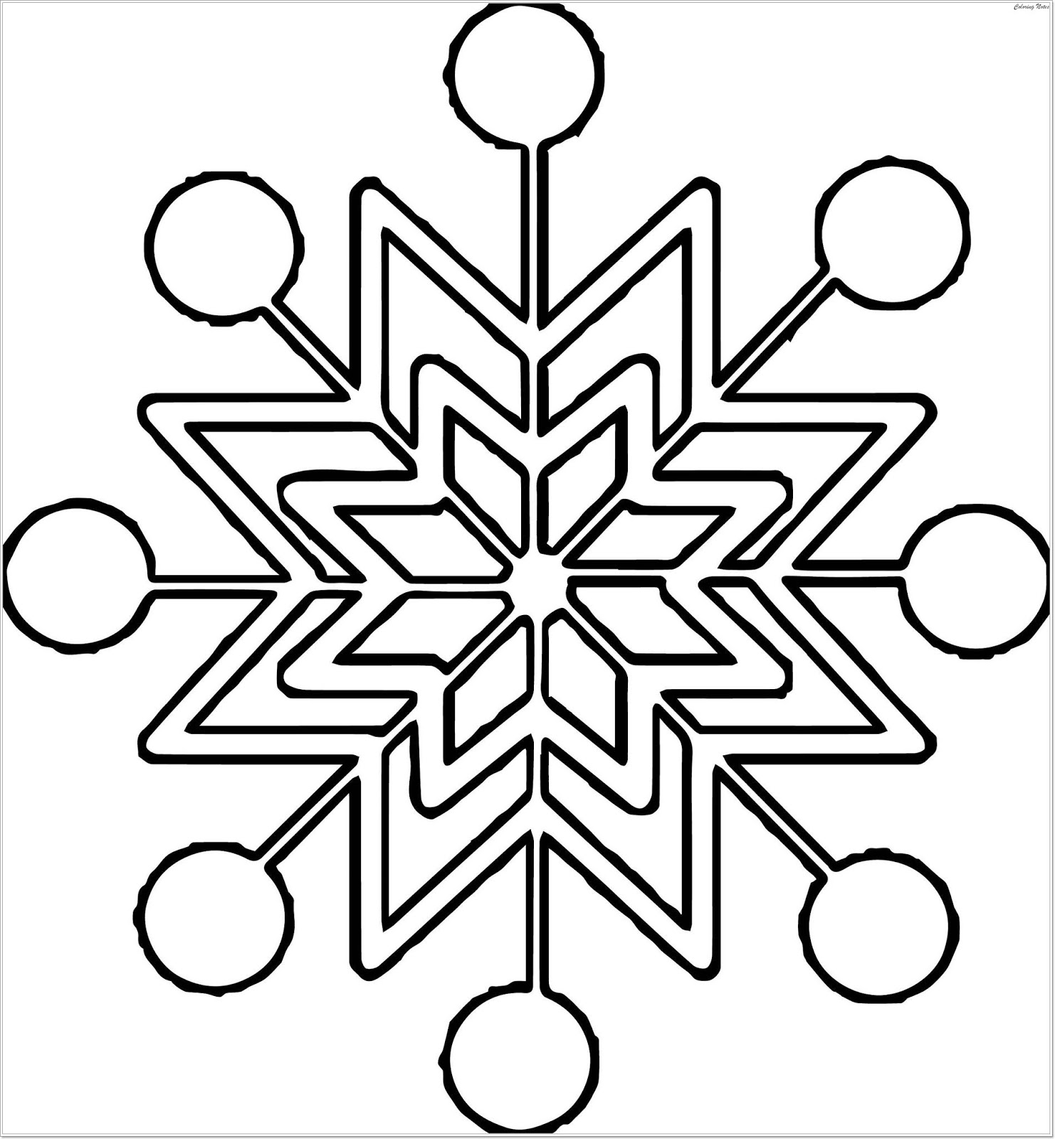 snowflakes coloring page free printable snowflake coloring pages for kids snowflakes coloring page 1 1