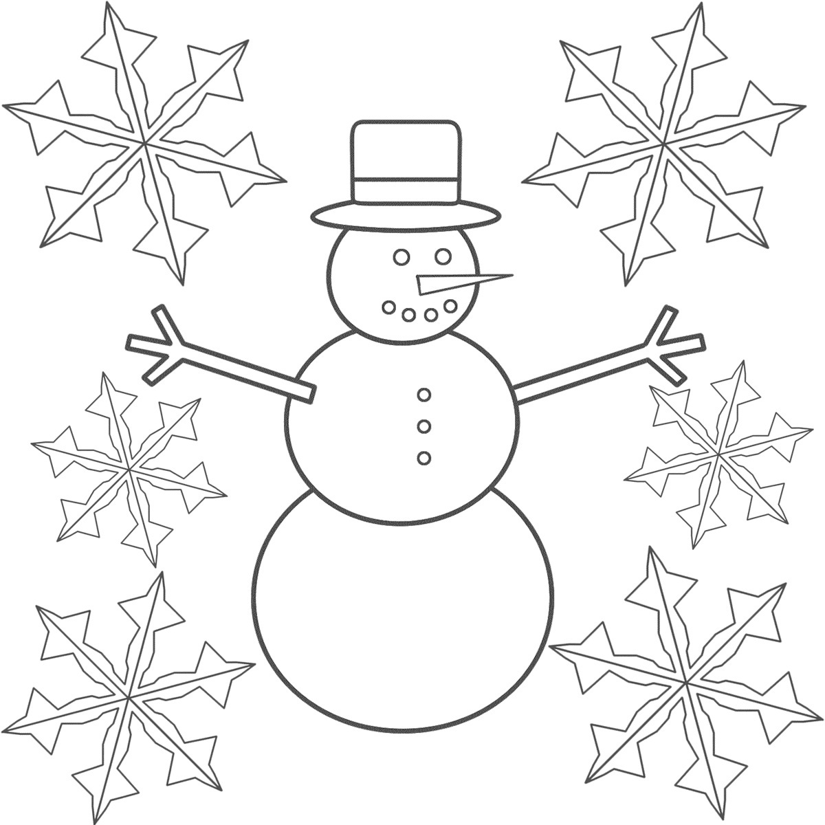 snowflakes coloring page printable snowflake coloring pages for kids cool2bkids coloring page snowflakes