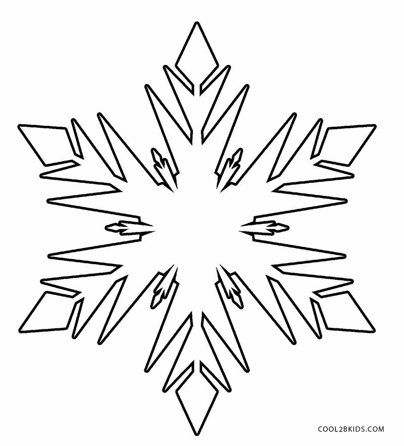 snowflakes coloring page printable snowflake coloring pages for kids cool2bkids coloring page snowflakes 1 1