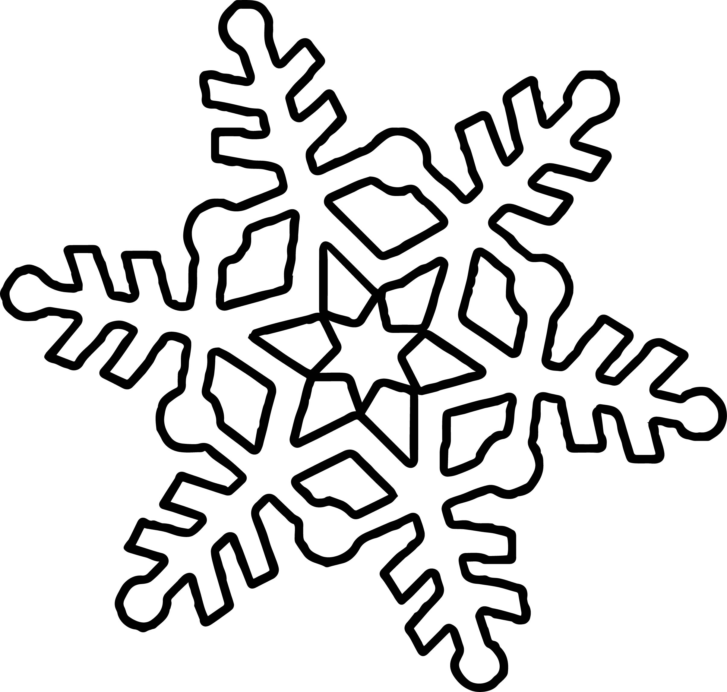 snowflakes coloring page printable snowflake coloring pages for kids cool2bkids page snowflakes coloring