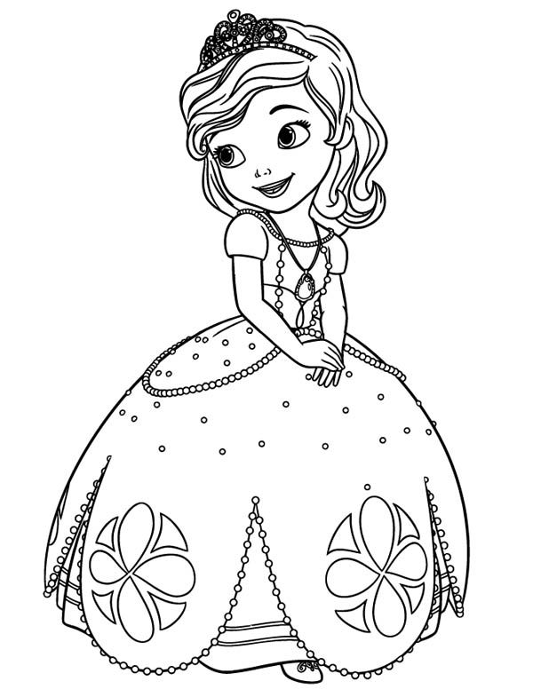 sofia the first coloring book sofia the first coloring pages free printable sofia the the sofia book first coloring
