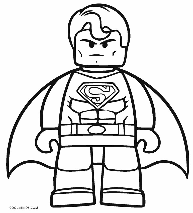 superman lego coloring pages lego superman coloring page free printable coloring pages coloring pages superman lego