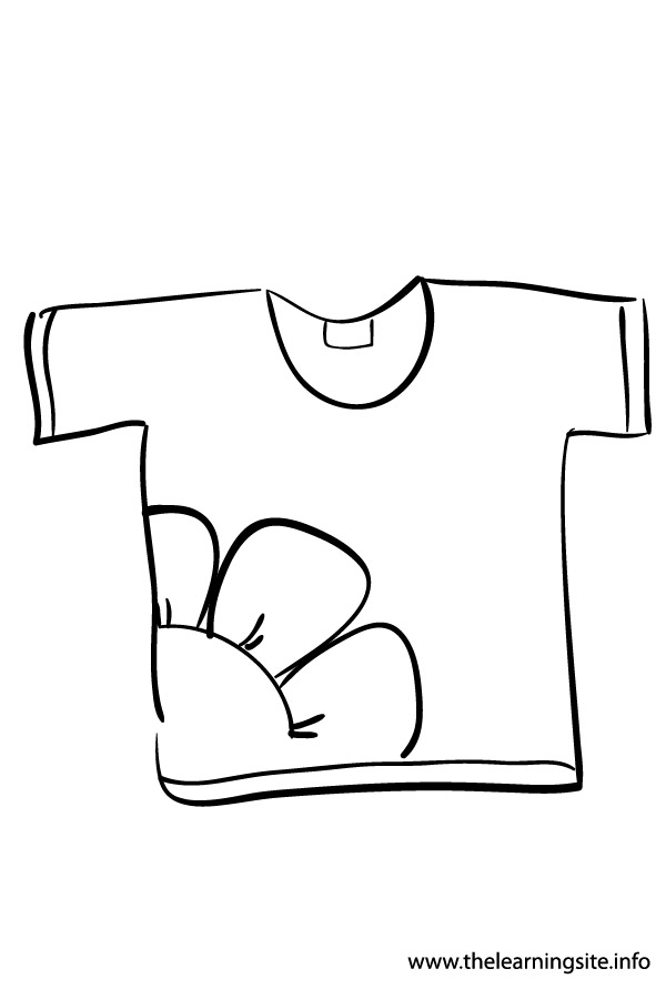 t shirt coloring pages coloring page t shirt img 12295 shirt coloring t pages