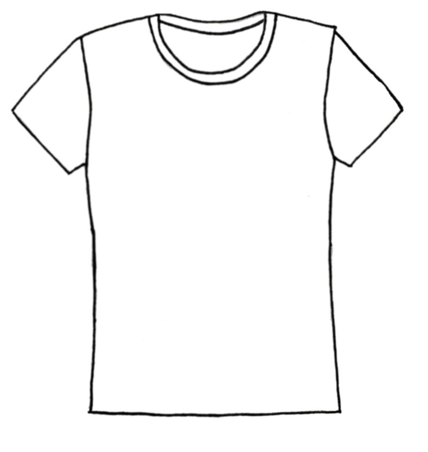t shirt coloring pages coloring page t shirt img 19012 pages coloring shirt t