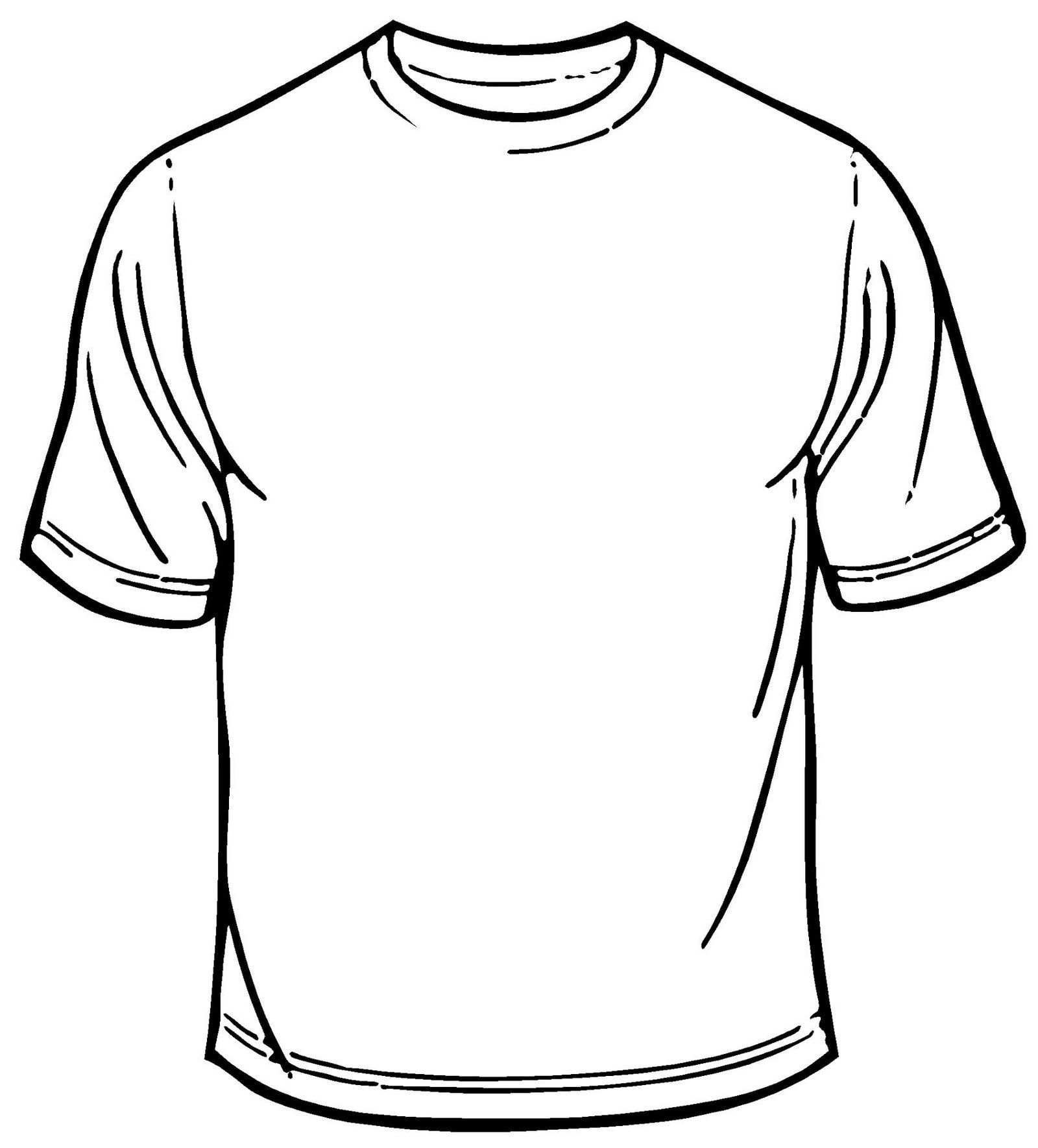 t shirt coloring pages t shirt coloring clipart best shirt coloring pages t