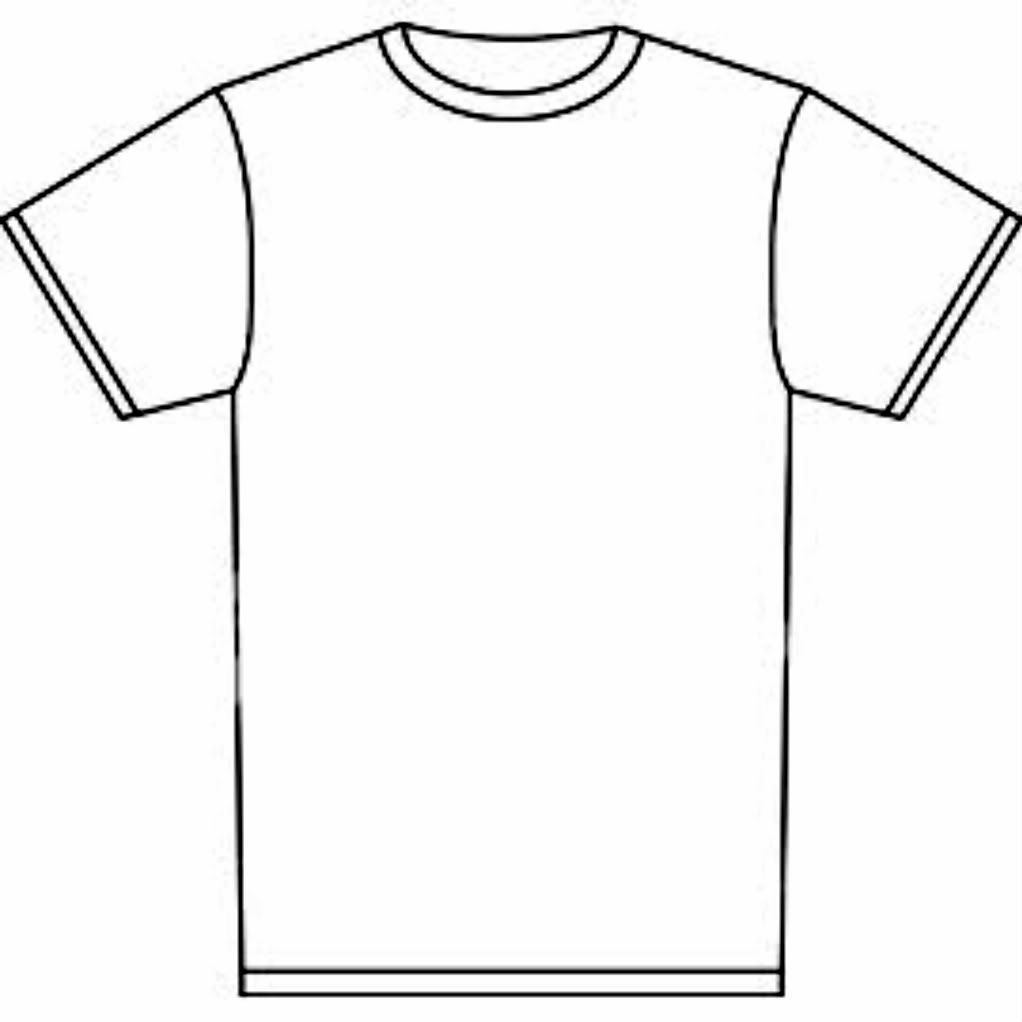 t shirt coloring pages t shirt coloring clipart best t pages shirt coloring