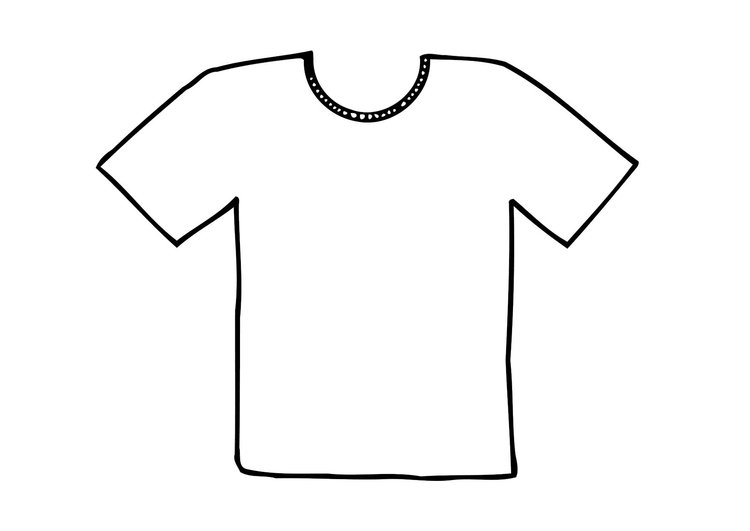 t shirt coloring pages t shirt printable clipartsco t coloring shirt pages