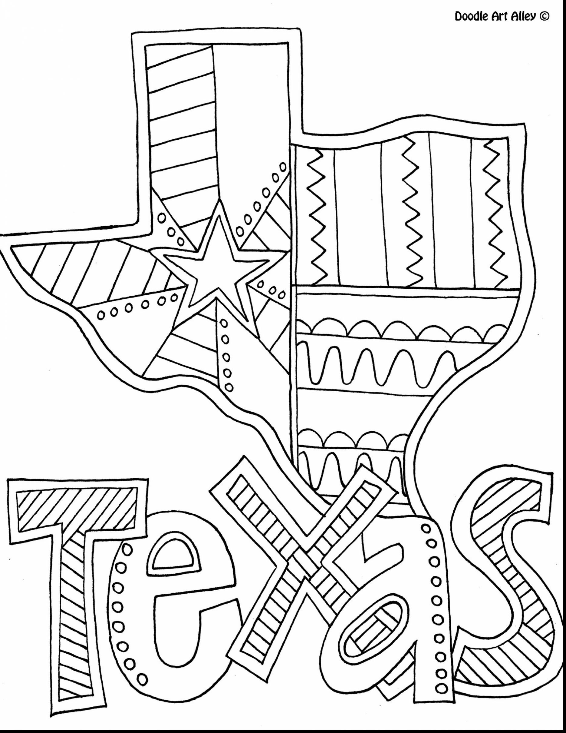 texas coloring page color your cares away texas style funcity stuff dfw coloring texas page