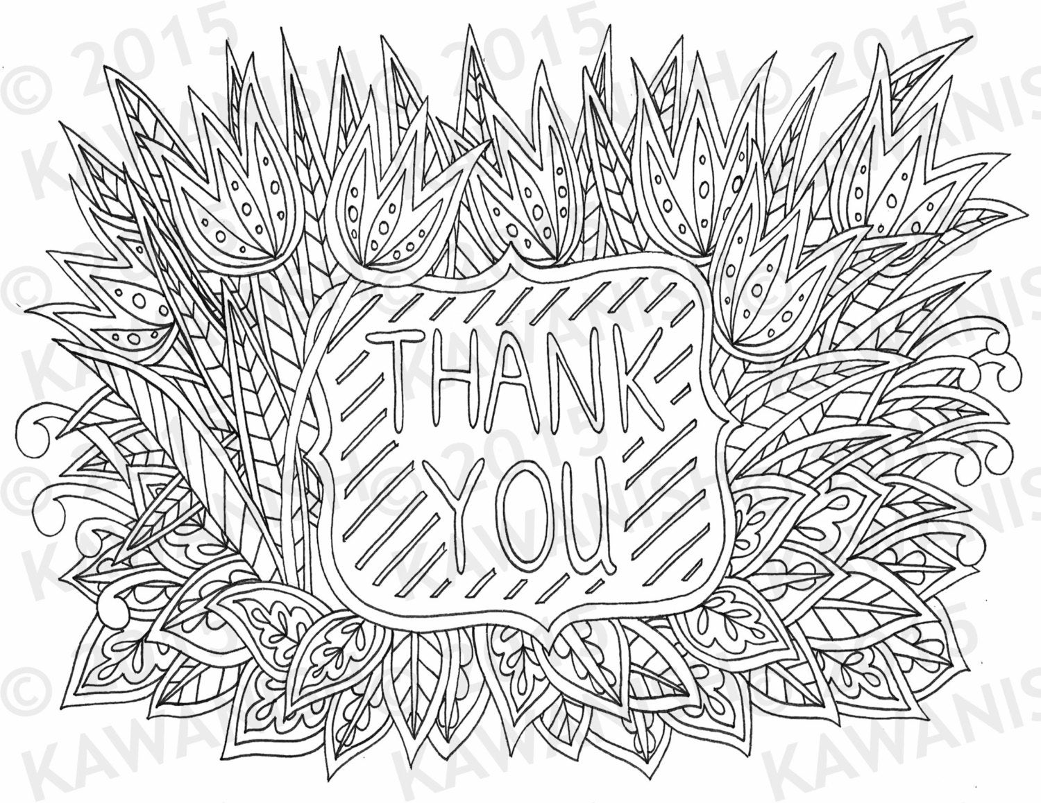 thank you flower coloring pages thank you for your service coloring pages cards with you thank flower pages coloring