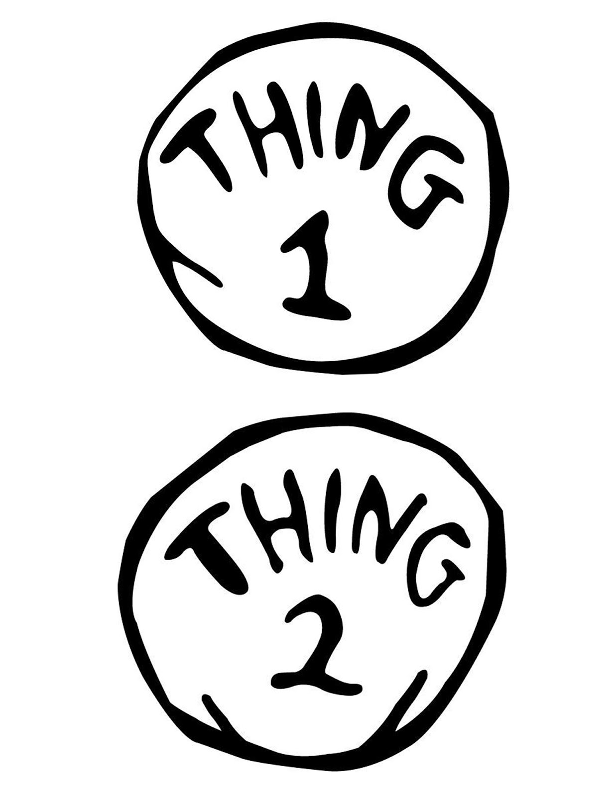 thing 1 and thing 2 coloring pages thing 1 and thing 2 coloring pages to print at 2 1 thing coloring thing and pages