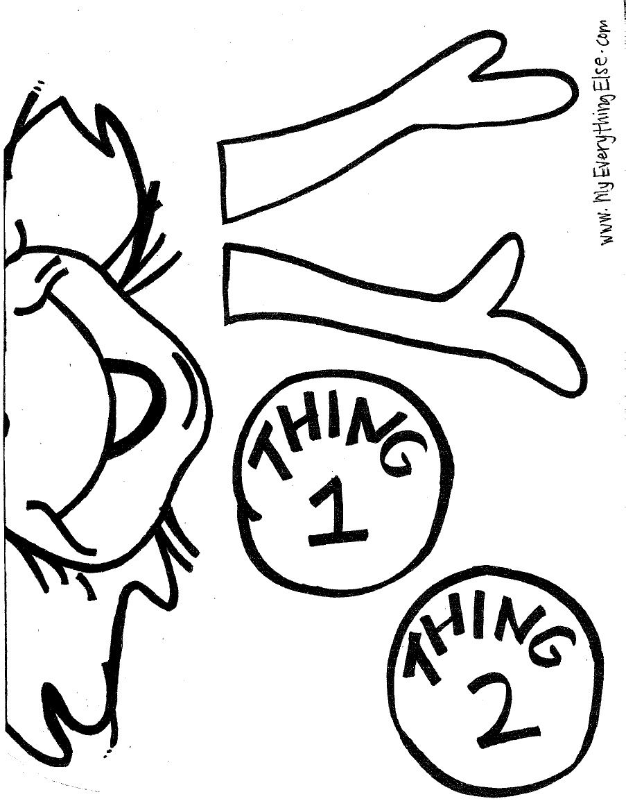 thing 1 and thing 2 coloring pages thing 1 and thing 2 coloring pages to print at getdrawings and thing 1 2 pages thing coloring
