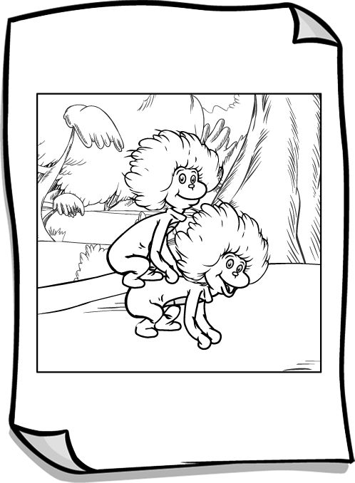 thing 1 and thing 2 coloring pages top 20 free printable dr seuss coloring pages online and thing 2 1 thing pages coloring