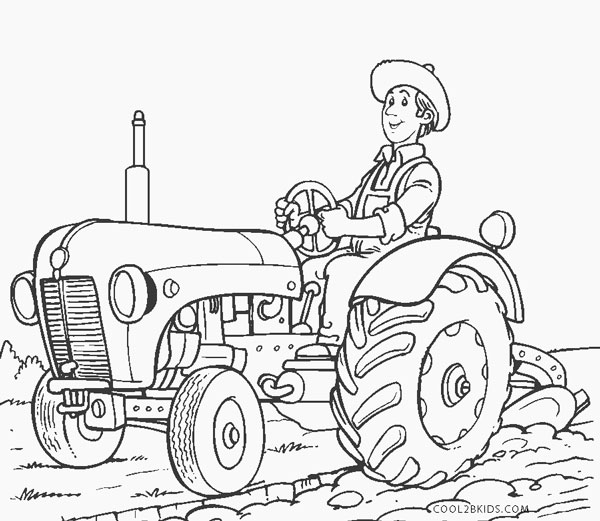tractor pictures to color 25 best tractor coloring pages to print tractor pictures color to