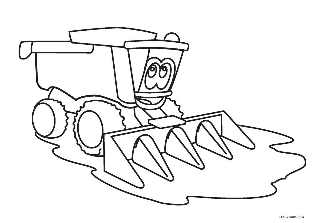tractor pictures to color free printable tractor coloring pages for kids color pictures tractor to